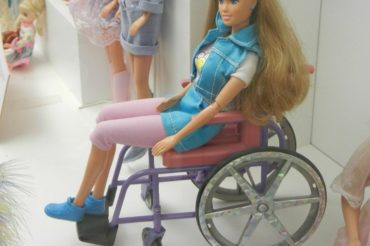 barbie, doll, disabled